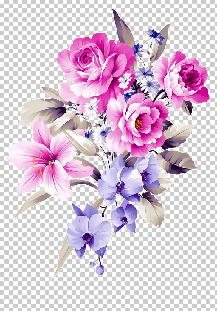 banner black and white Purple png clip art. Bouquet clipart colour flower
