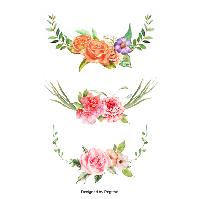 banner freeuse library Bouquet clipart colour flower. Border corner pansy vector