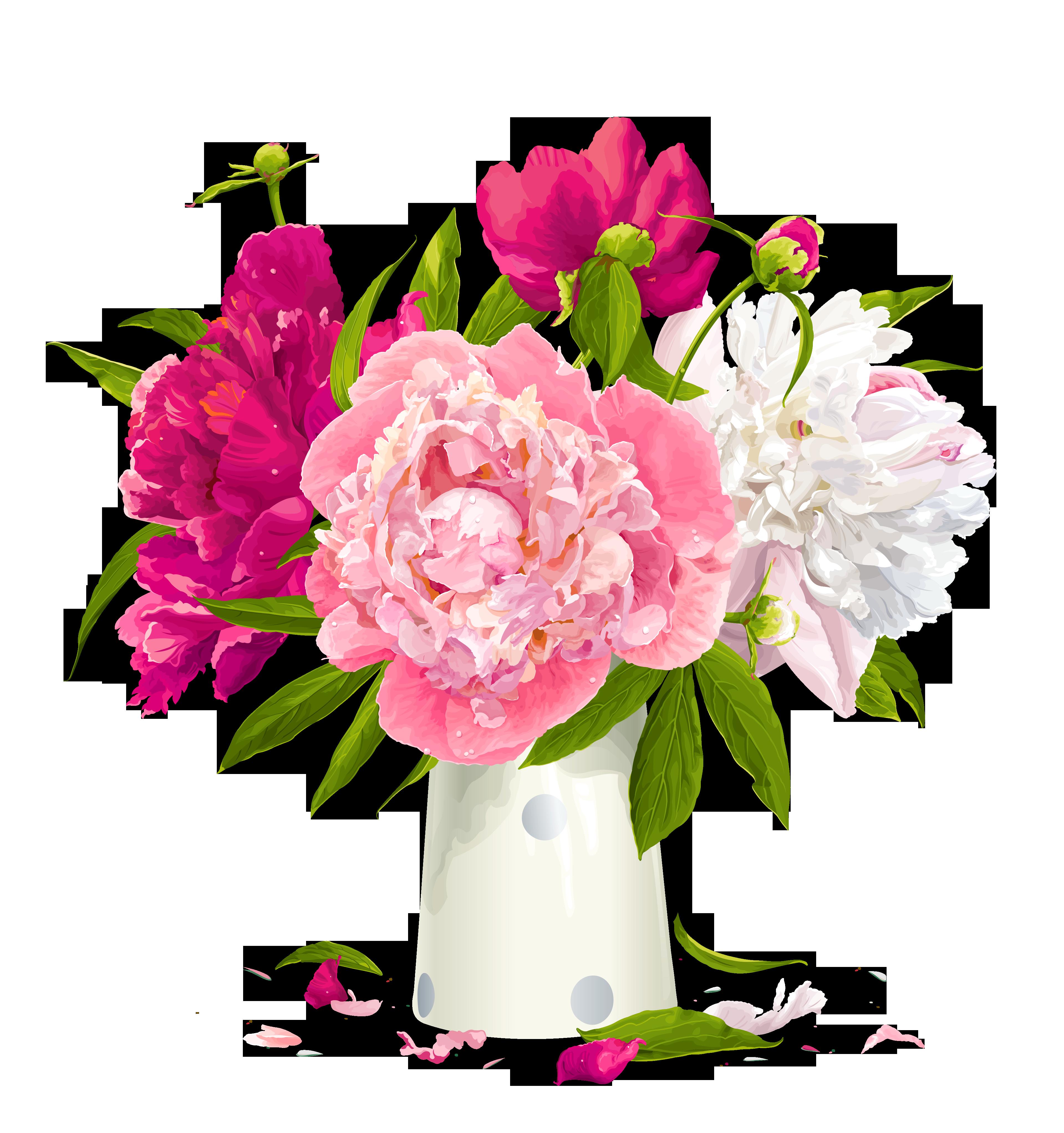 clipart freeuse download Gallery clip art vase. Bouquet clipart flower bucket.