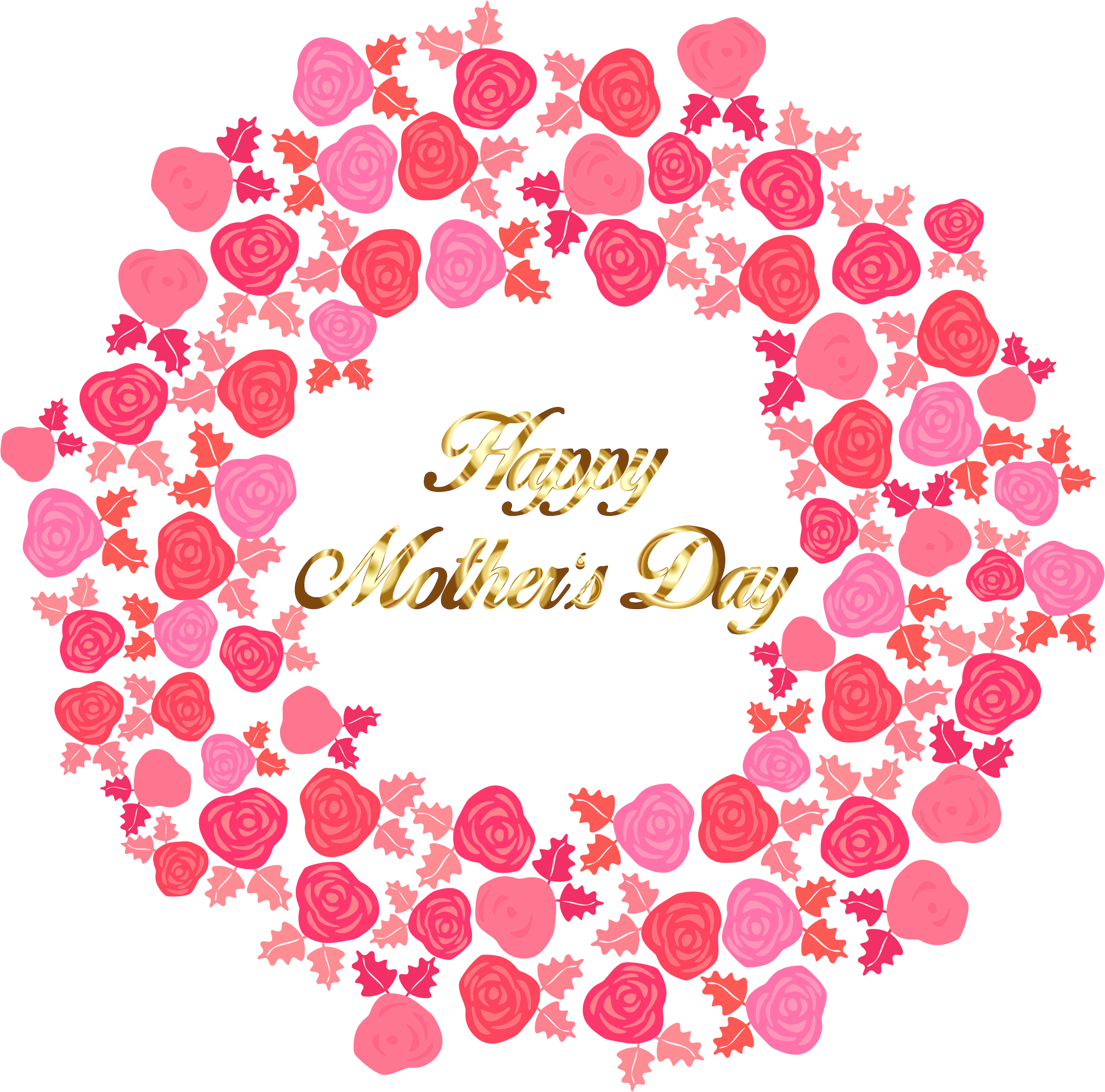 clipart download Happy mothers of flowers. Bouquet clipart mother's day bouquet.