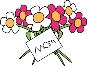 vector library download Bouquet clipart mother's day bouquet. Free clip art to.