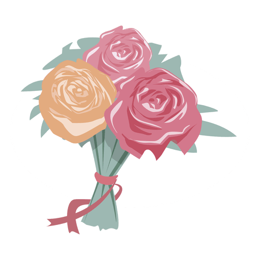 banner freeuse library Flowers wedding romance transparent. Bouquet clipart svg