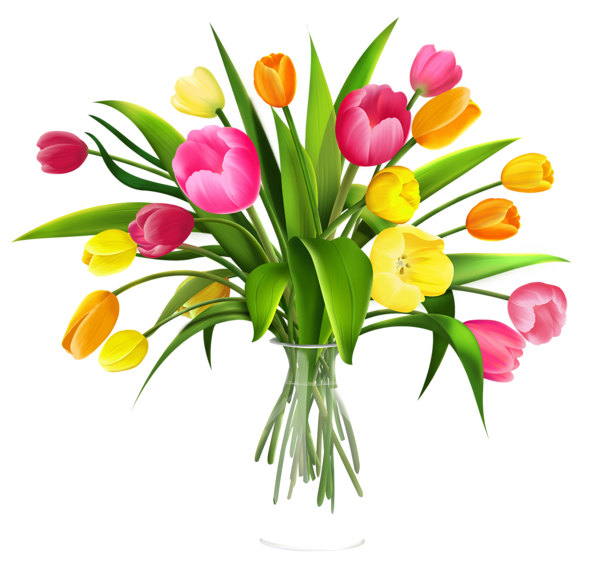 jpg library download Bouquet clipart tulip. Free cliparts download clip