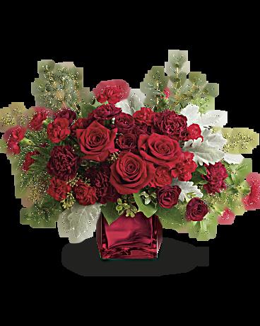 transparent stock Rich In Love Bouquet