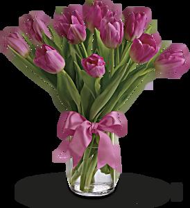 picture freeuse download bouquet transparent tulips #90749105