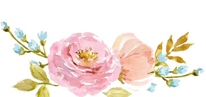 png free download Watercolor Flowers PNG Transparent