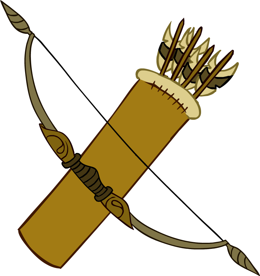 picture free Arrows club penguin wiki. Clipart bow and arrow