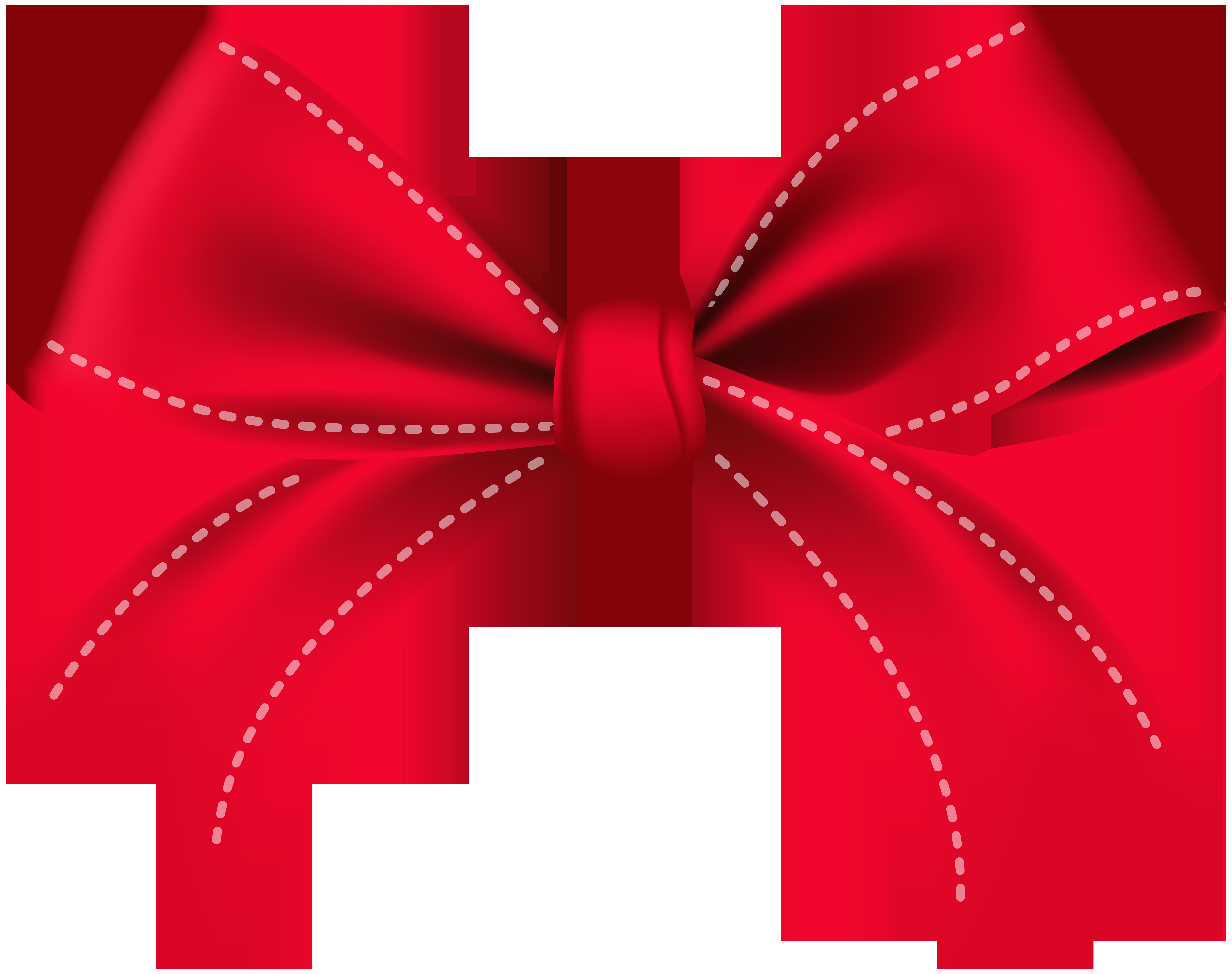graphic free download Bow red png art. Bananna clip ribbon