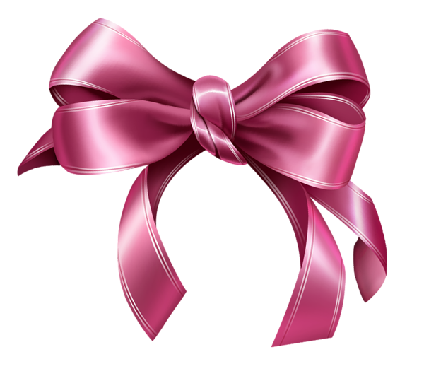 graphic black and white library Bow clipart banner. Pink png picture masnik