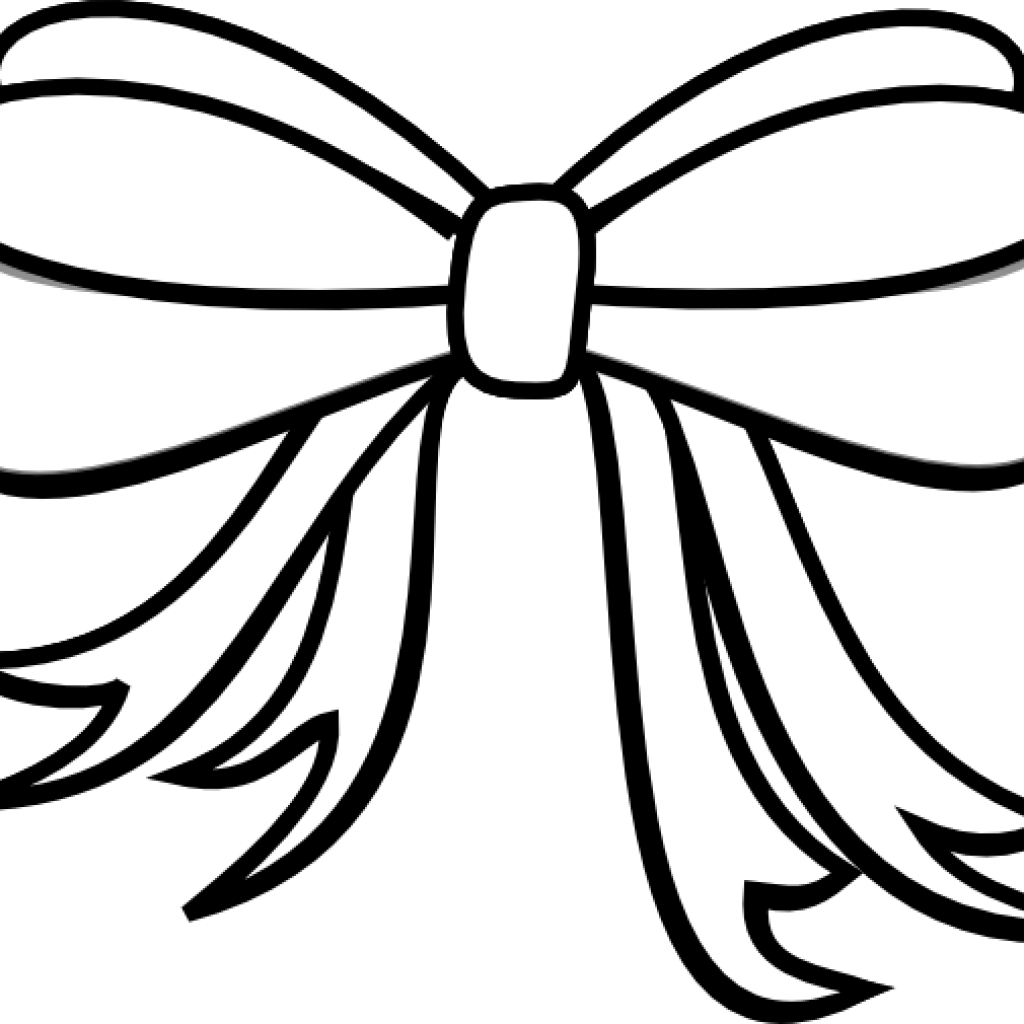 clip free download Bow black and white. Bows clipart southern.