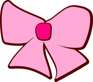 graphic free download Baby Girl Bow Clipart