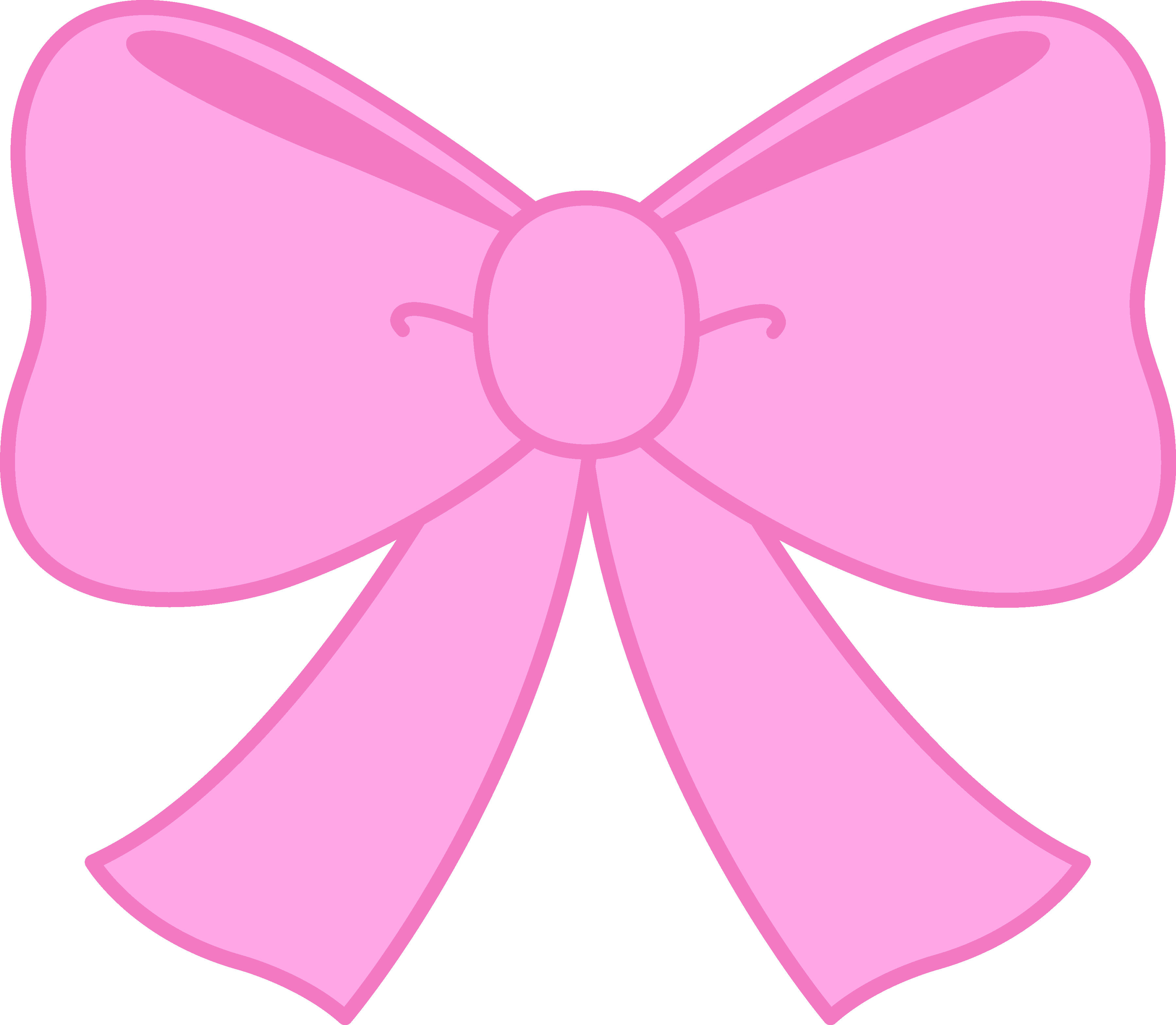 royalty free Bow clipart girl bow. Cute pink free clip