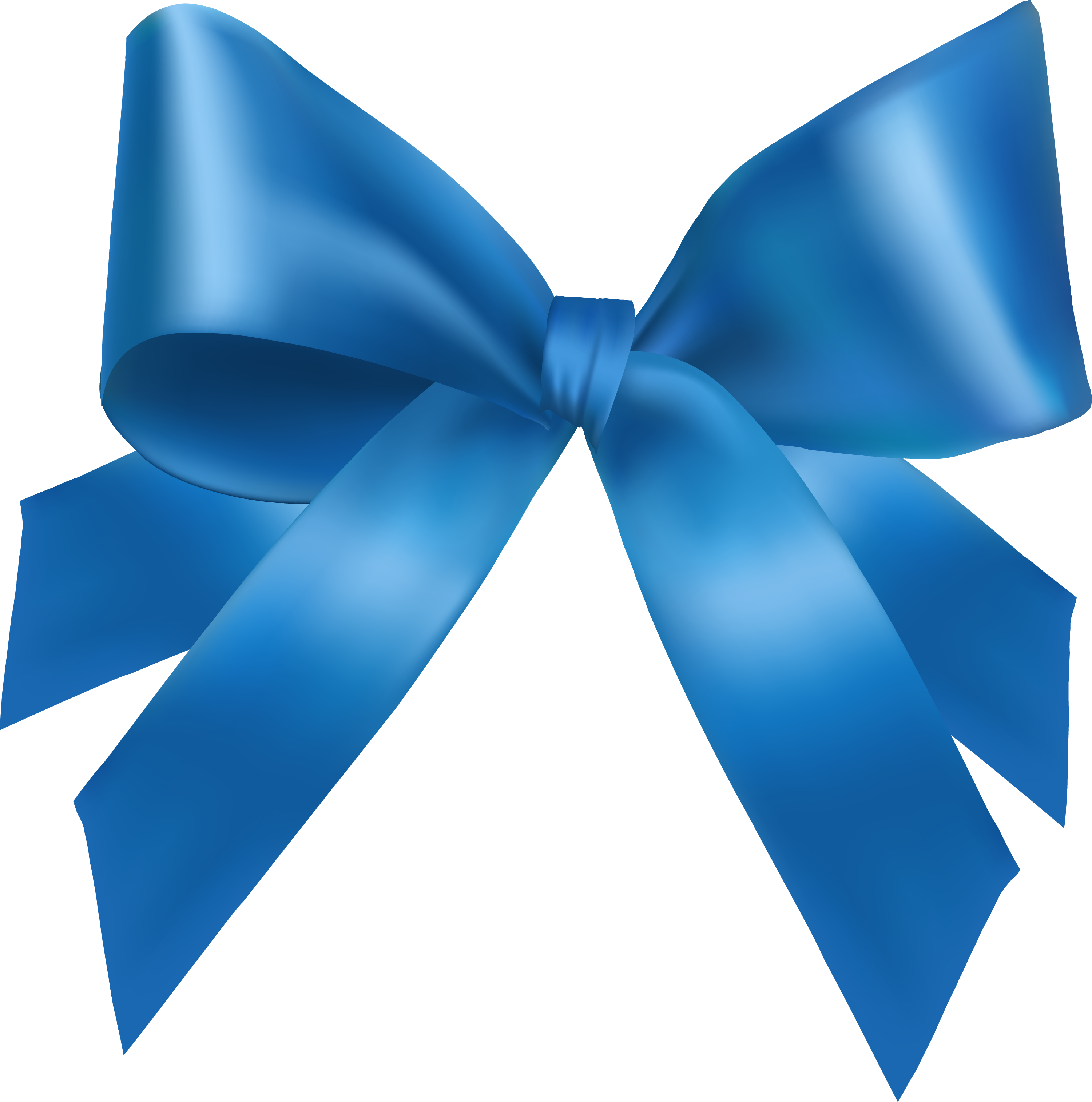 png black and white download Bow clipart hand drawn. Blue ribbon clip art.