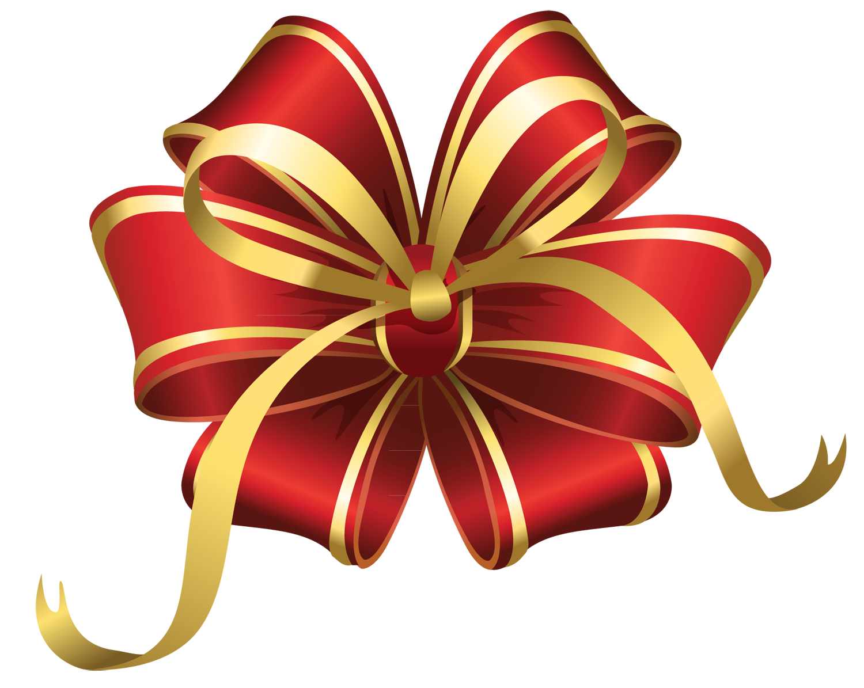 jpg free stock Free Christmas Bow Cliparts