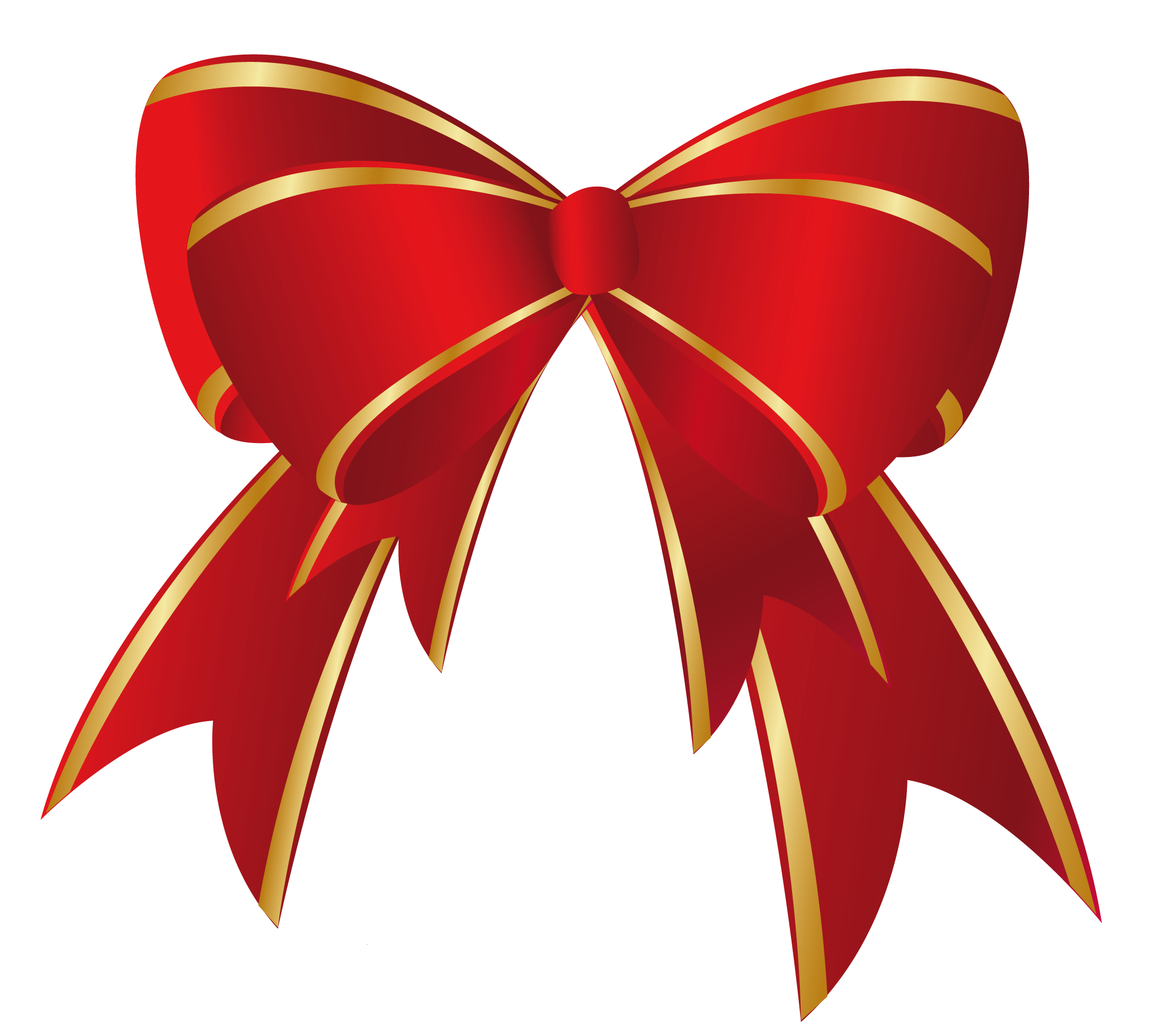 clip download Christmas bows clipart. Free red bow download