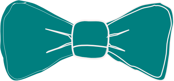 freeuse stock Green Bow Tie Clip Art at Clker