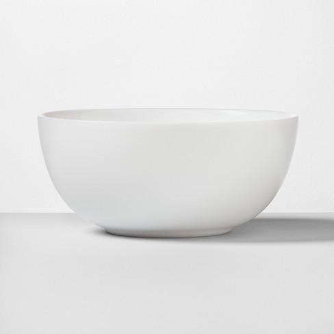 graphic transparent stock Glass oz white made. Bowl.