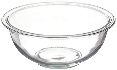 image free library Bowl. Pyrex prepware quart glass.