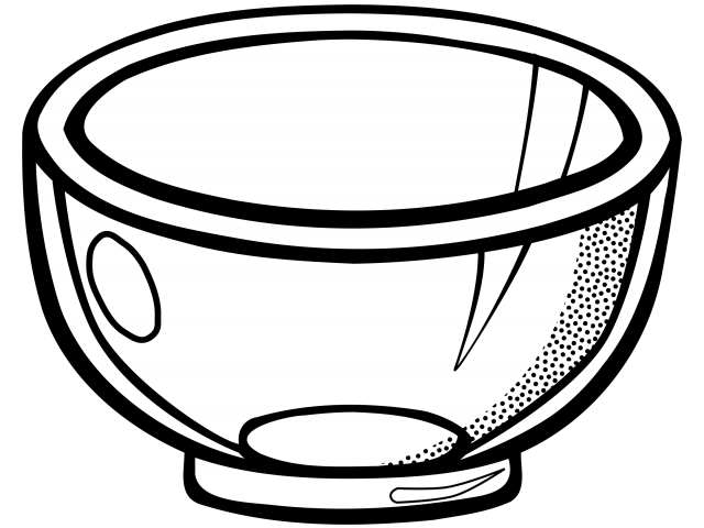 vector transparent stock Bowl clipart. Free on dumielauxepices net