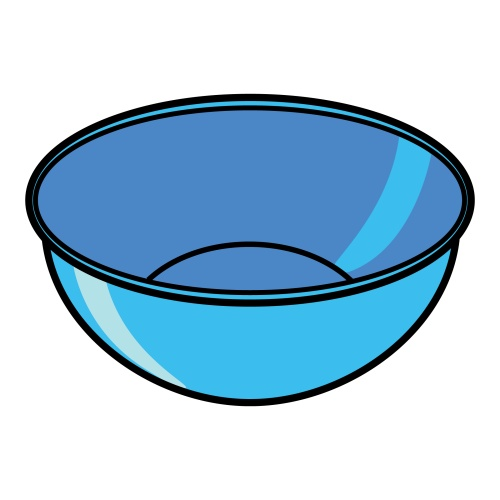 clip art transparent stock Mixing free download best. Bowl clipart