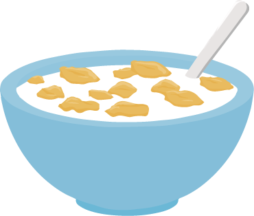 png royalty free download Cereal clipart rainbow. Image result for bowl