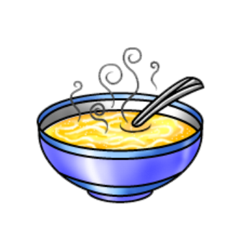 graphic download noodle drawing soup #100443516