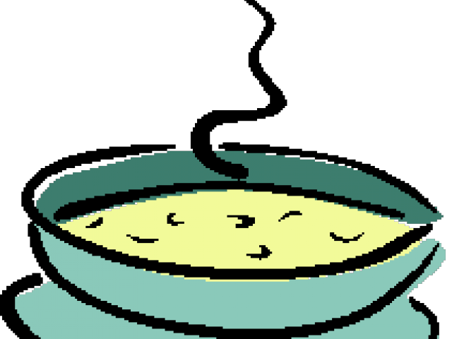 clipart transparent Free on dumielauxepices net. Bowl clipart soup bread