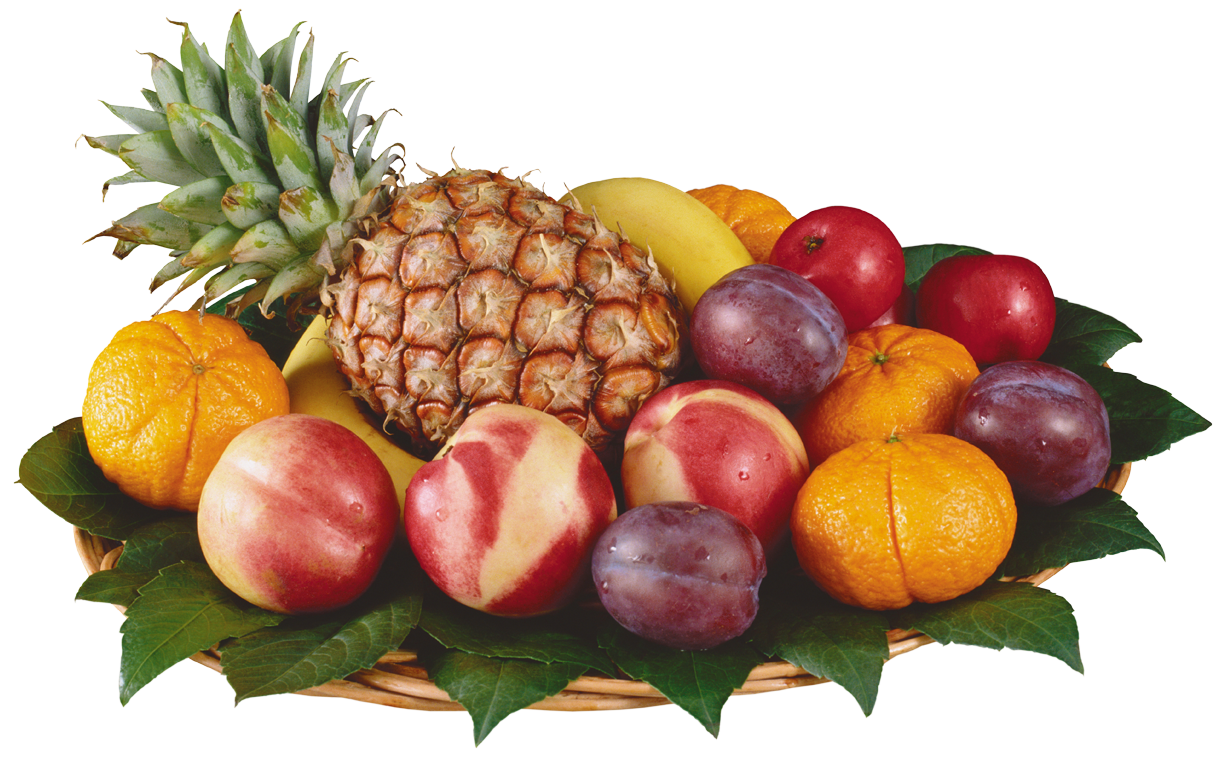 clipart library Mixed Fruits in Bowl PNG Clipart