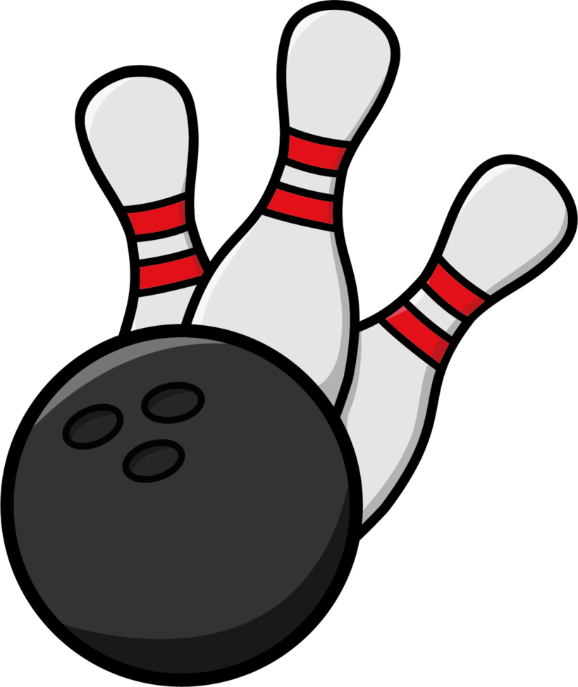 picture royalty free retro bowling pin clipart #59902421