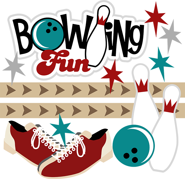 graphic freeuse library Bowling clip art free. Funny svg family.