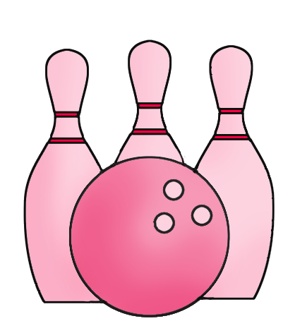 graphic freeuse Bowling clipart. Clip art hatenylo com