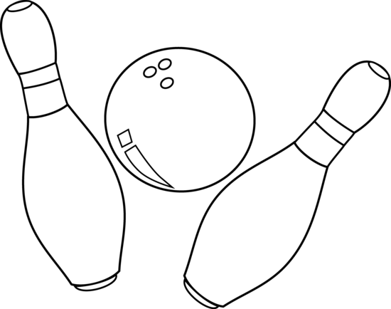 free download Clip art by lions. Bowling clipart black and white