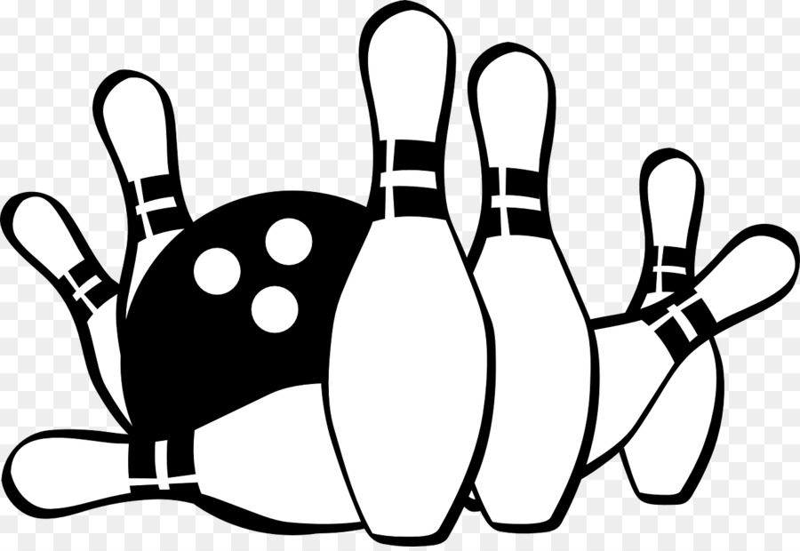 clip art library stock Bowling clipart black and white. Pin ball clip art