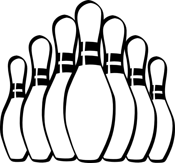 clip library Alley drawing at getdrawings. Bowling clipart rock and roll