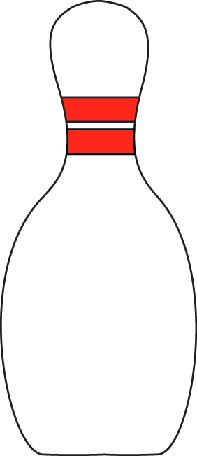 graphic library stock Free Bowling Pin Clipart