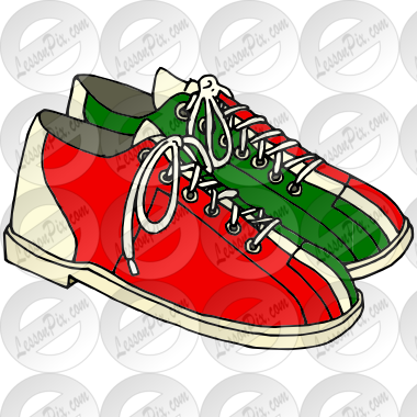 svg free Bowling Shoes Picture for Classroom
