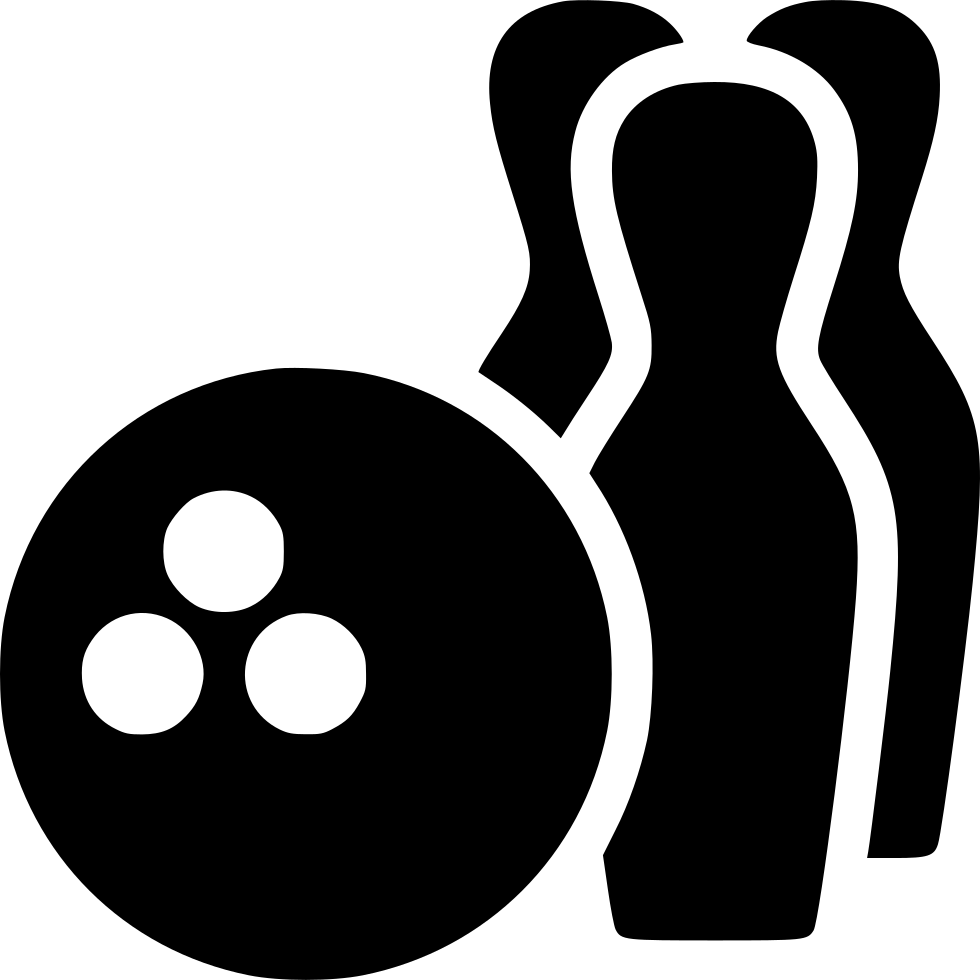 freeuse stock Bowling Svg Png Icon Free Download