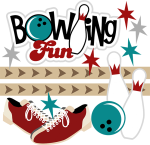 black and white library Bowling Fun SVG bowling svg sports svg files svg files for
