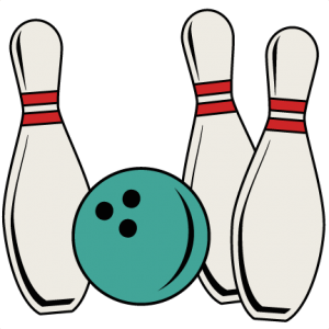png royalty free download bowling svg retro #110057485