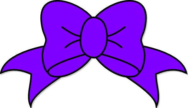 svg royalty free Bowknot Clipart ribbon