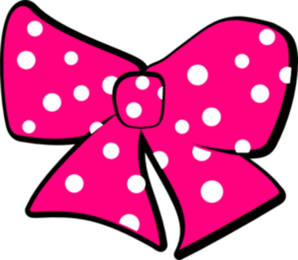 jpg black and white stock Bows clipart minie. Minnie mouse bow clip
