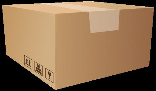 clip art download Box clipart closed box. Packaging png clip art