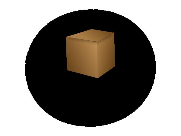 clipart download Clip art at clker. Box clipart closed box