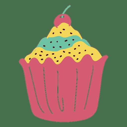 vector free library Dessert cupcake sweet food