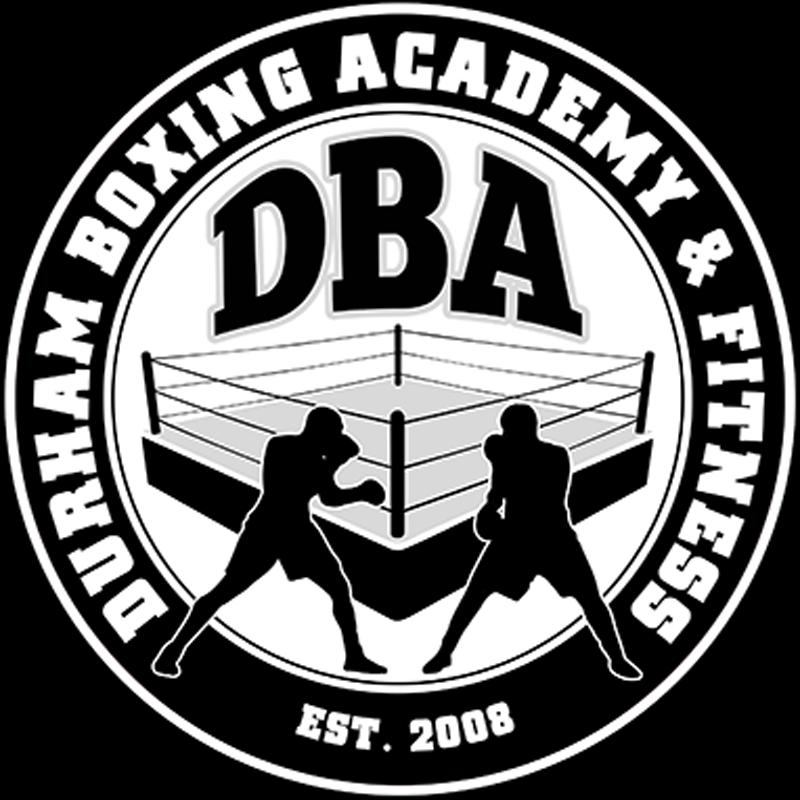 banner transparent Boxing gym fitness durham. Boxer clipart boxercise