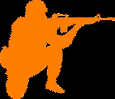 banner freeuse stock Shooter shooting range free. Boxer clipart challenger