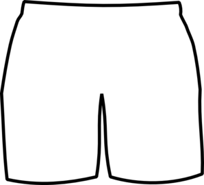 picture free Boxer clipart briefs pencil. Underwear vector black and white