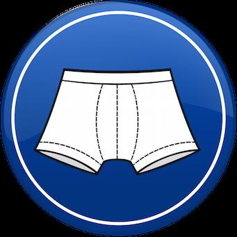 picture freeuse Chaffree underwear mens. Boxer clipart underpants