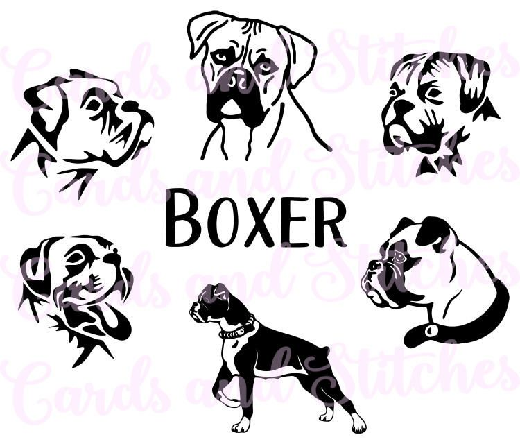 clip royalty free Boxer svg. Pin on cricut