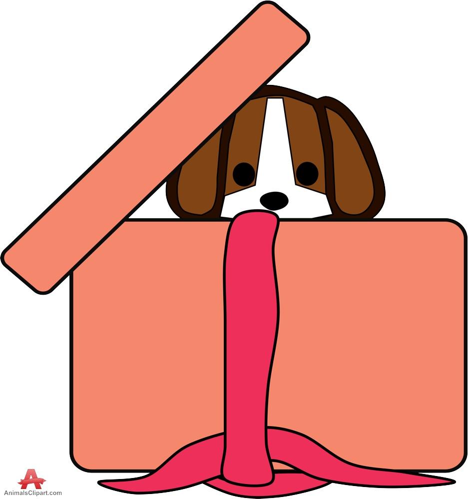 clip art library Box x free clip. Boxes clipart dog
